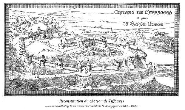 Château-Tiffauges-reconstitution