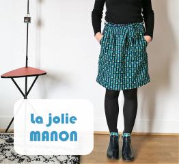 Jupe Manon jolies bobines
